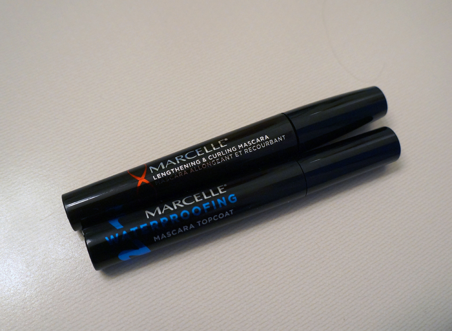 Review: Marcelle Xtension Plus Mascara + Waterproofing Mascara ...